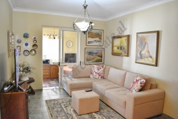Two bedroom apartment for sale near the Embassy of Poland in Tirana, Albania.