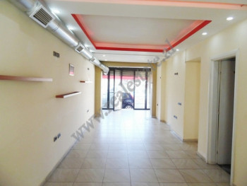 Store space for sale in Njazi Meka street in Tirana, Albania. It is located on the ground floor of