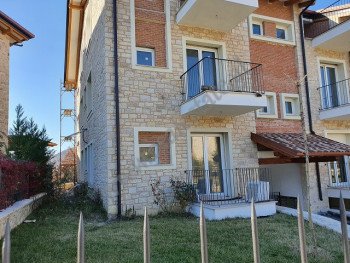 Two apartments for sale in a residential area in Lunder, part of a newly and very modern residence.