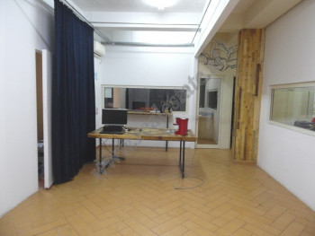 Office space for rent in Dervish Hekali street in Tirana, Albania.