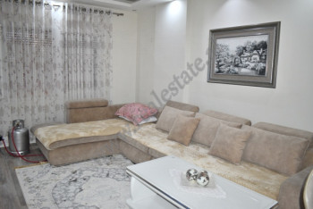 Apartament 1+1 per shitje ne rrugen Demir Progri ne Tirane. Pozicionohet ne katin e dyte te nje pal