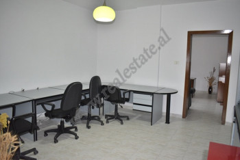 Office space for rent in Sulejman Delvina Street in Tirana.