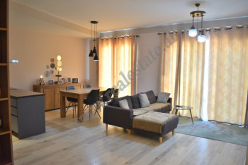 Modern three bedroom apartment for rent in Zihni Cako street in Tirana, Albania.