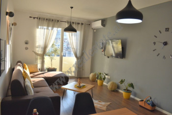Two bedroom apartment for rent at Kika 2 Complex in Robert Zhvarc street in Tirana, Albania.