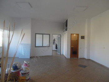 Store for rent in Qemal Stafa Street in Tirana.