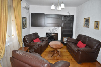 One bedroom apartment for rent in Fuat Toptani street in Tirana, Albania.