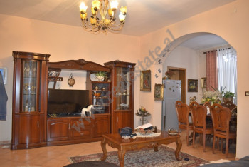 Office space for rent in Shemsie Haka Street in Tirana. It is located on the second floor of an old