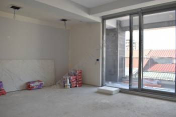 One bedroom apartment for rent in Janos Hunyadi Street in Tirana.