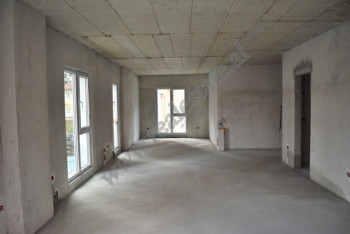 Five storey building for rent near Luarasi University in Tirana, Albania. It has a total surface of