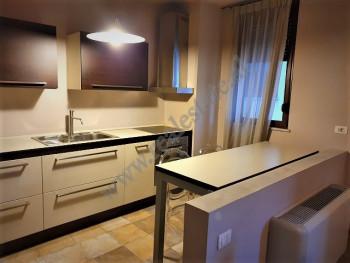 Three-bedroom apartment for sale in Him Kolli Street, near Myslym Shyri street in Tirana.  It is s