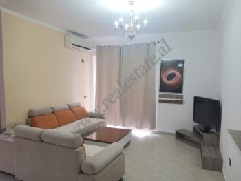 Two bedroom apartment for rent in Hamdi Sina street in Tirana, Albania. The flat is located on the