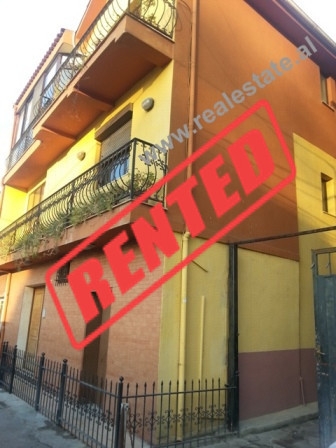 3-storey villa for rent in Kajo Karafili Street in the center of Tirana. The Villa is located in the