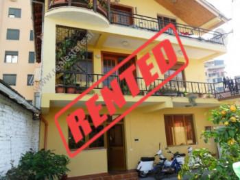 Three storey villa for rent in Bajram Curri Boulevard in Tirana. The Villa is located in a good area