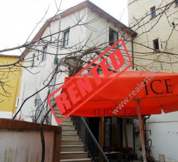 Three Storey Villa for rent at the beginning of Elbasani Street in Tirana.  The Villa is located i
