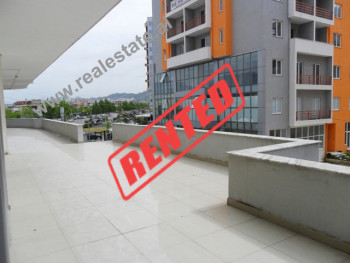 Store Space for rent in Teodor Keko Street in Tirana.  The store is situated on the second floor o