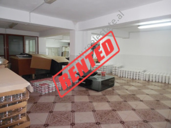 Warehouse for rent in Gjon Buzuku street close to Dibra street in Tirana.