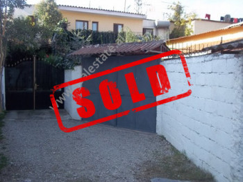 Villa for sale close to Lapraka area in Tirana.  It has 350 m2 of land and 119.92 m2 of living spa
