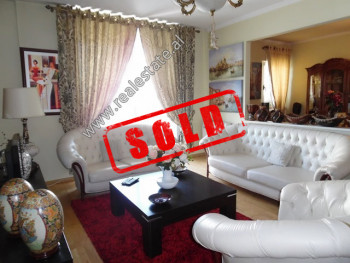 Three bedroom apartment for sale in Peti Street in Tirana.