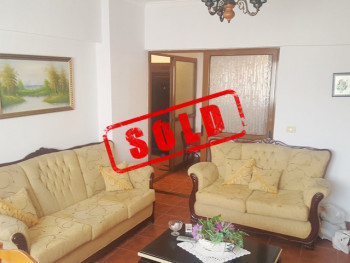 Two bedroom apartment for sale near Qazim Turdiu school in Tirana, Albania.