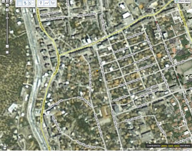 Truall per shitje 500+ m2, ne rrugen Janaq Kilica, te lagjes Partizani ne Elbasanit. Trualli eshte m