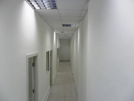 Ambjent per zyra tek sheshi Wilson. Me nje siperfaqe prej 130 m2 perbehet nga 5 zyra te nd
