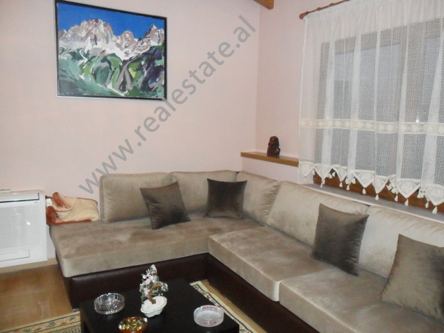 Apartment for rent in Tirana, Lidhja e Prizrenit Street.