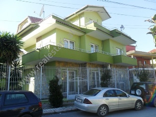 3-storey villa for rent in Selita area in Tirana.