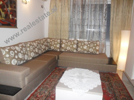 Apartment for rent in Skenderbeg Street in Tirana. The apartment is positioned on the 4th floor of a
