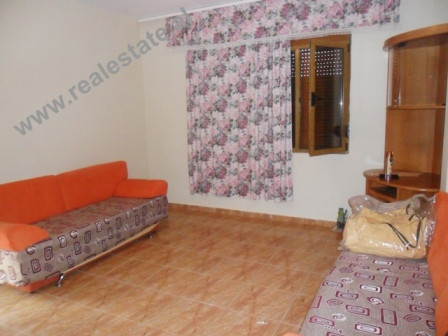 Apartment for rent in Hysni Gerbolli Street in Tirana. The apartment is positioned on the 2nd floor