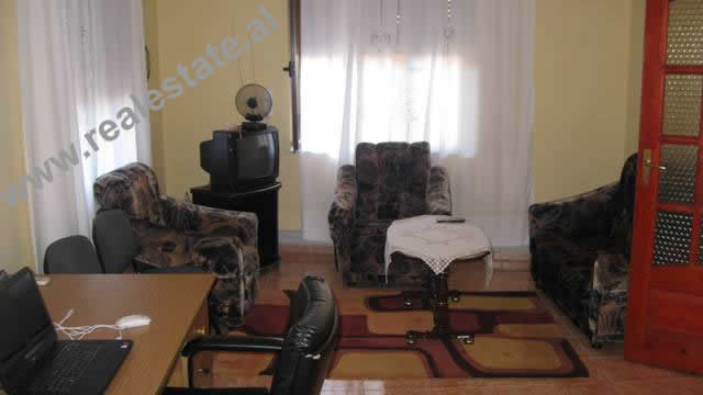 Apartment for rent in Tirana. The apartment is situated on the 2nd floor of a villa, with separated