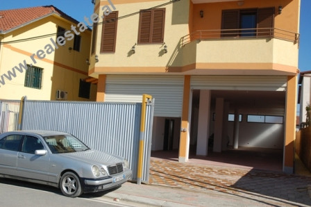 Five storey villa for rent in Tirana. The villa offers new and qualitative inner works. Each floor h