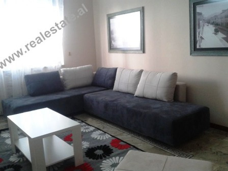 Apartment for rent in Ndreko Rino Street in Tirana. The apartment is positioned on the 2nd floor of