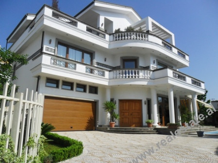 "Villa for rent in ""3 Vellezerit Kondi"" in Tirana.