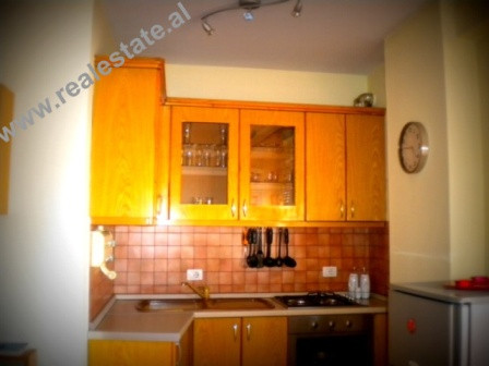 One bedroom apartment for rent in Elbasanit Street in Tirana.