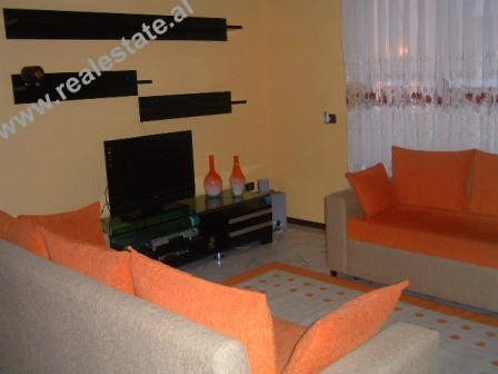 One bedroom apartment for rent at Sheshi Wilson in Tirana.