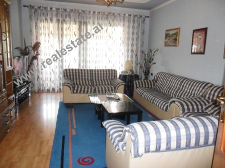 Three bedroom apartment for rent in Ismail Qemali Street in Tirana.