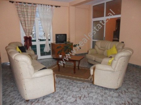 Apartment for rent near Albanian Parliament in Tirana. With 110 m2 of living space, positioned on th