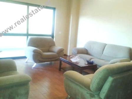 The apartment is located in a quiet and well known area of the city, in Elbasani Street in Tirana.