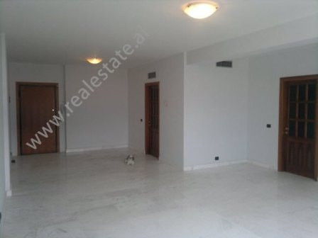 Apartment for rent in Abdi Toptani Street in Tirana.