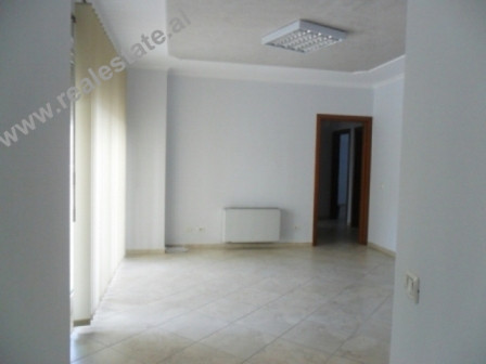 Three bedroom apartment for rent in Blloku Area in Tirana. The apartment is on the 2nd floor of a n