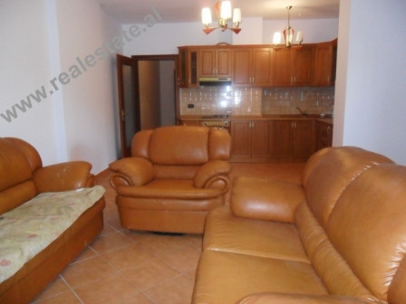 Two bedroom apartment for rent in Gjergj Fishta Boulevard in Tirana. The apartment is located in we
