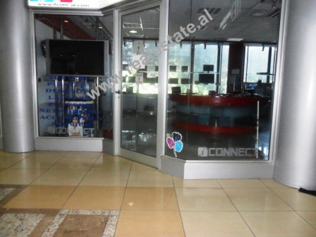Business store for rent in the Center of Tirana.
