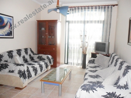 One bedroom apartment for rent in Tirana.
