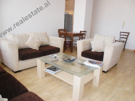 One bedroom apartment for rent in Dervish Hima Street in Tirana.
