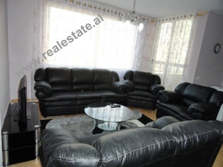 One bedroom apartment for rent in Ndreko Rino Street in Tirana.