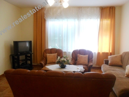 Three bedroom apartment for rent in Nikolla Lena Street in Tirana.