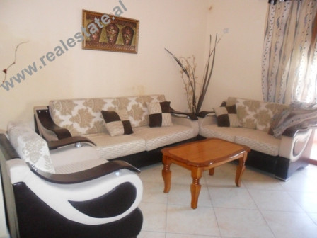 Two bedroom apartment for rent near Casa Italia shopping center in Tirana.