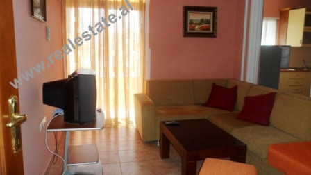 One bedroom apartment for rent close to Wilson Square in Tirana.