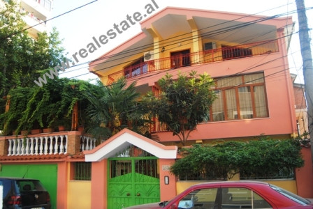 Villa for rent in Kongresi Lushnjes street in Tirana, Albania.