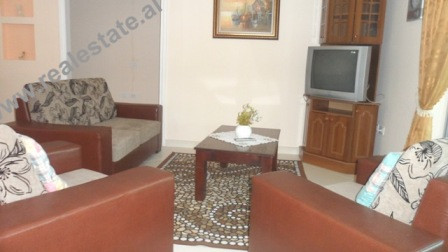 One bedroom apartment for rent in Karl Topia Square in Tirana.